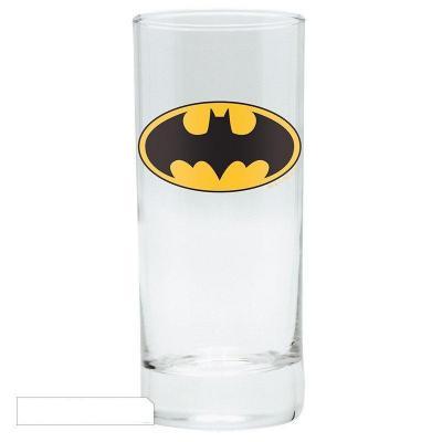 Dc comics verre batman logo