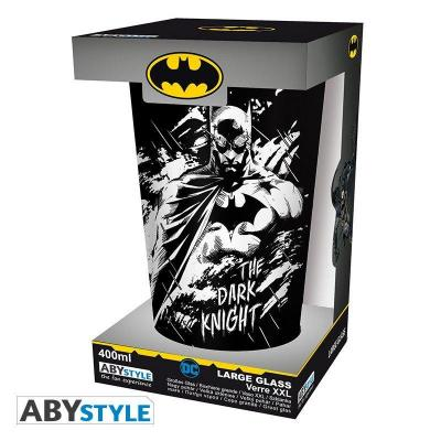Dc comics verre xxl 400ml batman joker