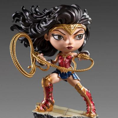 Dc comics wonder woman 1984 figurine mini co 14cm