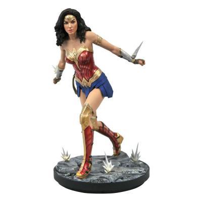 Dc comics wonder woman 1984 statuette dc gallery 25cm
