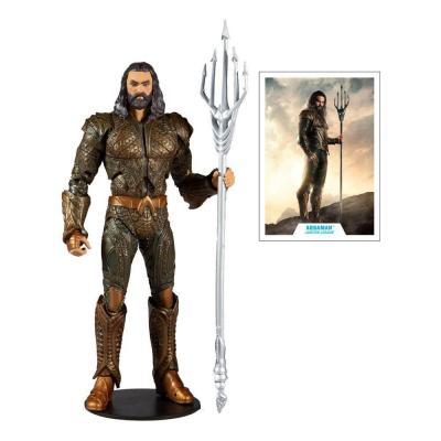 Dc justice league aquaman figurine articulee 18cm
