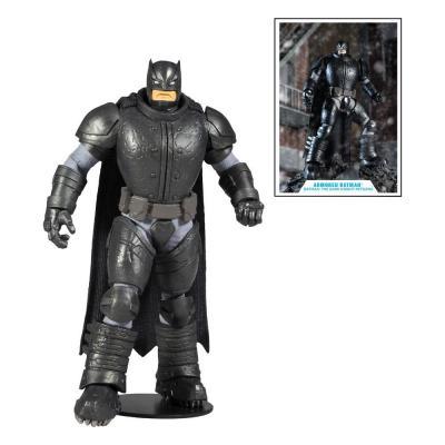 Dc multriverse armored batman figurine articulee 18cm