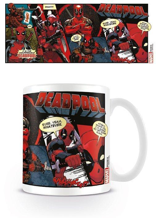Deadpool mug 300 ml comic