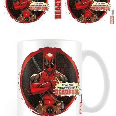 Deadpool mug 300 ml insufferable