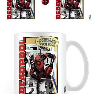 Deadpool mug 300 ml off the page
