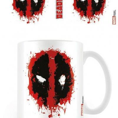 Deadpool mug 300 ml splat