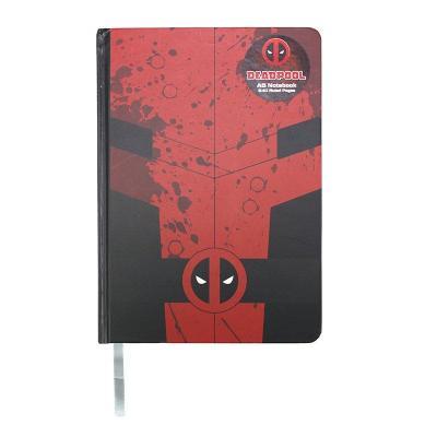 Deadpool notebook a5