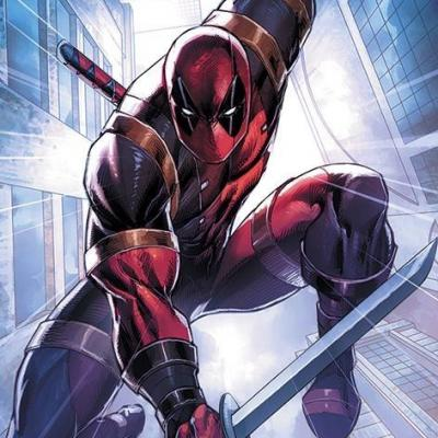 Deadpool poster 61x91 action pose