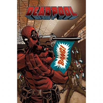 Deadpool poster 61x91 bang