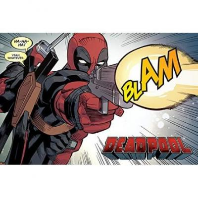 Deadpool poster 61x91 blang