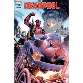 Deadpool tome 8