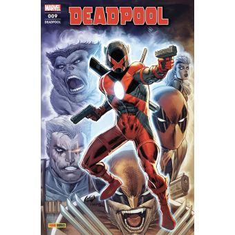 Deadpool tome 9