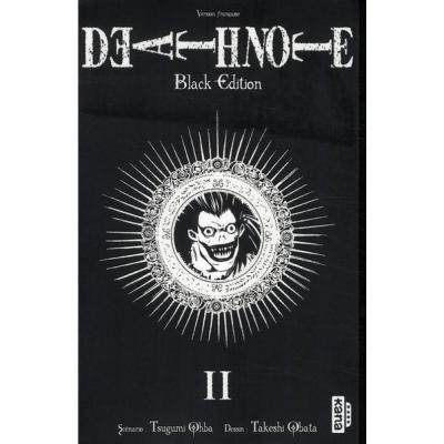 Death note black edition tome 2
