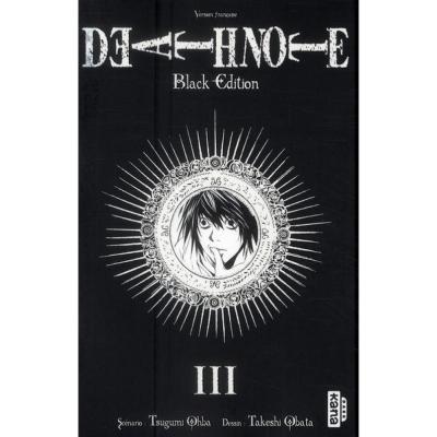 Death note black edition tome 3