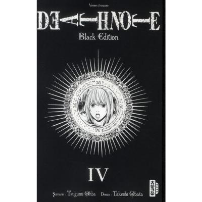 Death note black edition tome 4