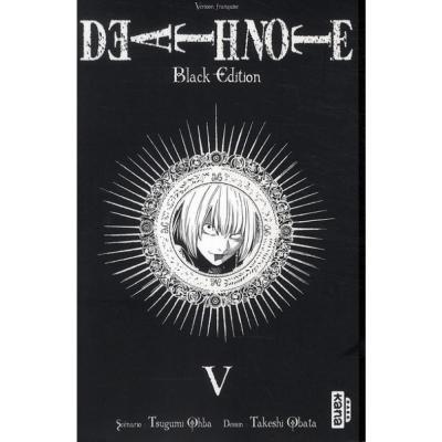 Death note black edition tome 5