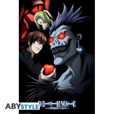 Death note groupe poster 91x61cm