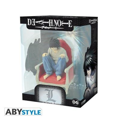 Death note l figurine sfc 15cm