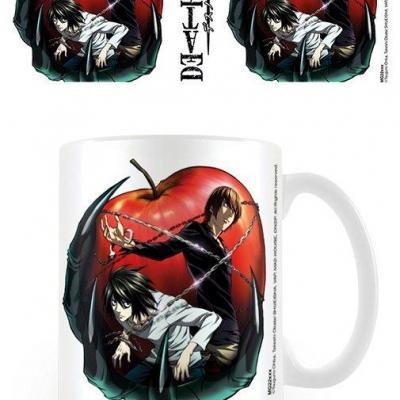 Death note mug 300 ml apple