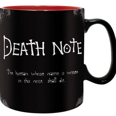 Death note mug 460ml