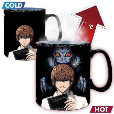 Death note mug thermoreactif 460 ml kira l