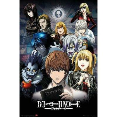 Death note poster 61x91 collage