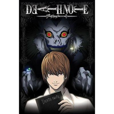 Death note poster 61x91 from the shadows