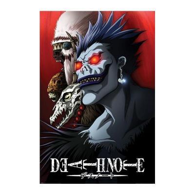 Death note poster 61x91 shinigami