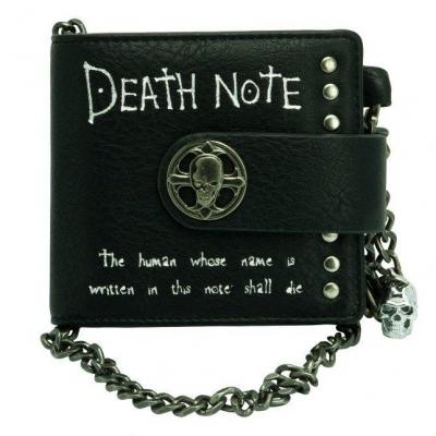 Death note ryuk portefeuille premium