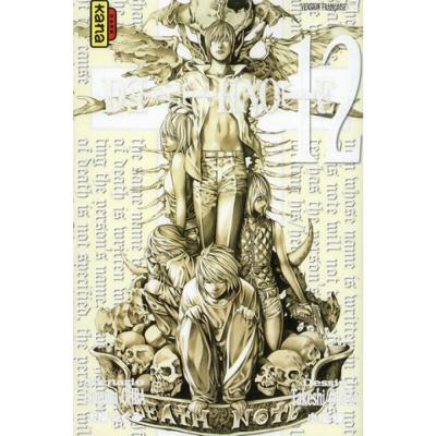 Death note tome 12