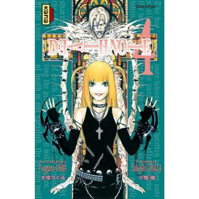Death note tome 4