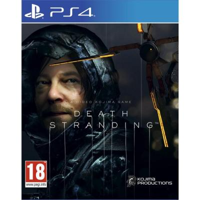 Death stranding ps4 only