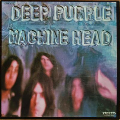 Deep purple machine head album 33t