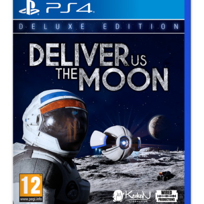 Deliver us the moon deluxe edition