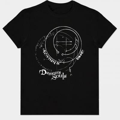 Demon s souls circles t shirt homme xxl