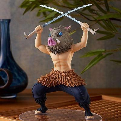 Demon slayer inosuke hashibira pop up parade 14cm