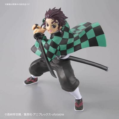 Demon slayer kamado tanjiro model kit