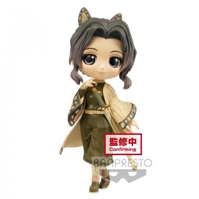 Demon slayer shinobu kocho figurine q posket ver b 14cm