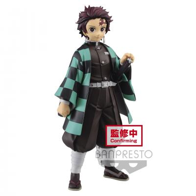 Demon slayer tanjiro kamado figurine grandista 24cm