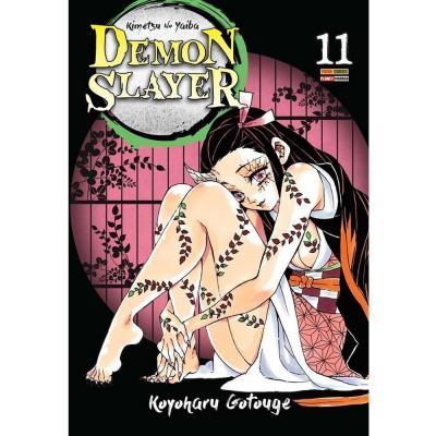 Demon slayer tome 11