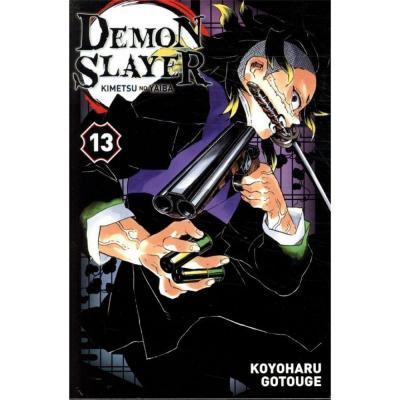 Demon slayer tome 13