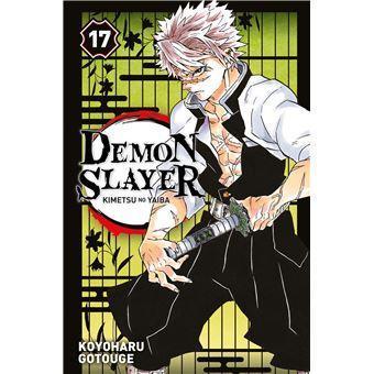 Demon slayer tome 17