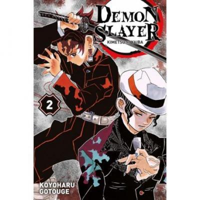 Demon slayer tome 2