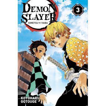 Demon slayer tome 3