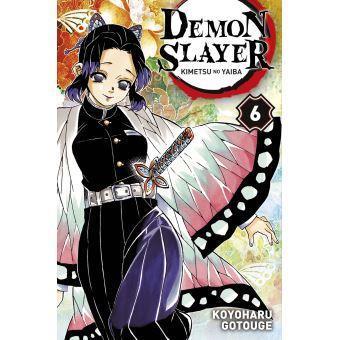 Demon slayer tome 6