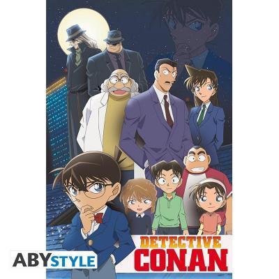Detective conan poster 91x61cm