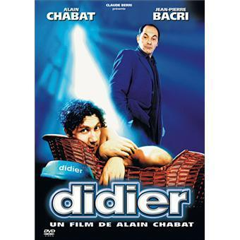 Didier dvd occasion