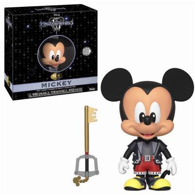 Disney 5 star vinyl figure 8 cm kingdom of hearts 3 mickey