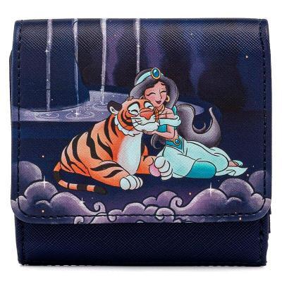 Disney aladdin jasmine portefeuille loungefly 15x10