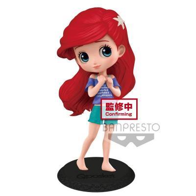 Disney ariel avatar style figurine q posket 14cm
